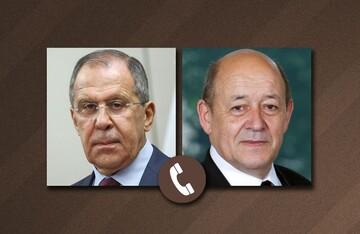 تاکید روسیه و فرانسه بر حل دیپلماتیک مساله قره باغ