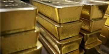 طلای جهانی ۵ دلار سقوط کرد