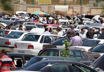 بازار خودرو در سراشیبی سقوط / ۲۰۶ بیش از ۳۰ میلیون ارزان شد