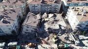 فیلمی از زلزله هولناک ترکیه