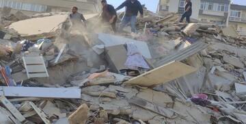 آمار اولیه کشته و زخمی های زلزله ترکیه اعلام شد