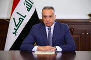 دیدار الکاظمی با سفیر عربستان در بغداد
