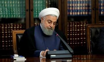 ابراز همدردی روحانی با دولت و مردم ترکیه