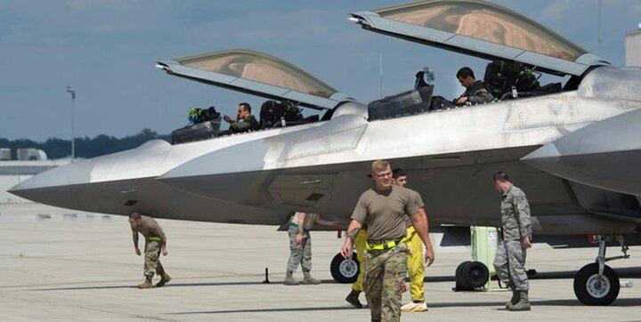 موافقت ترامپ با فروش جنگنده «اف-22» به تل آویو