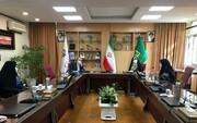 وزارت ورزش و معاونت ریاست جمهوری در امور زنان تفاهم نامه همکاری امضا کردند
