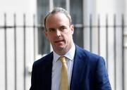 وزیر خارجه انگلیس خود را قرنطینه کرد