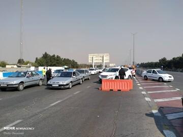 خروج خودروهای بومی از مازندران به تهران و البرز ممنوع شد