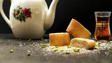 شیرینی کاک کرمانشاهی + طرز تهیه