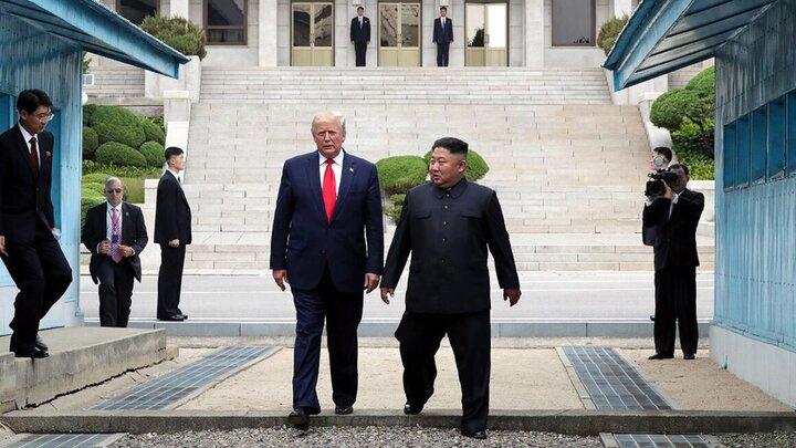 پیشنهاد عجیب ترامپ به رهبر کره شمالی لو رفت