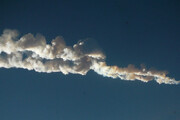 انفجار بزرگترین شهاب سنگ در روسیه / فیلم