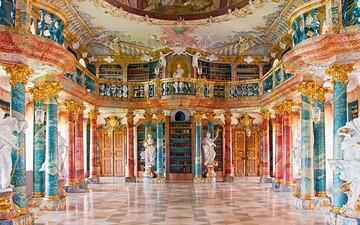 معروفترین و زیباترین کتابخانههای جهان / تصاویر