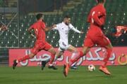 پیروزی تیم ملی مقابل بوسنی