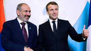 آمادگی رئیس جمهور فرانسه برای کمک به حل مشکلات منطقه قره باغ