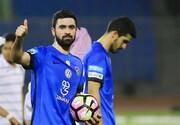 ستاره سابق الهلال از تیم ملی سوریه اخراج شد