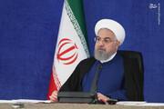 روحانی: محدودیتهای جدید از شنبه تا پایان کرونا ادامه دارد/ فیلم