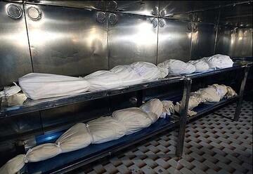 درگذشتگان کرونایی شیراز در صف سردخانه/ دریافت هزینه دهها میلیونی برای دفن میت کرونایی