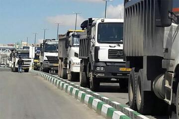 هزینههای سرسامآور کامیونداران/ تعویض روغن کامیون ۱۸ میلیون، لاستیک ۹۰میلیون!