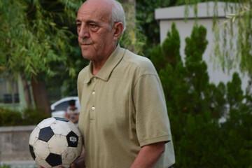 درگذشت پیرمرد روپایی زن مشهور ایرانی / عکس