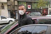 دیدار سیدجلال حسینی با مدیرعامل پرسپولیس