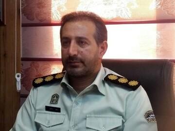 حمله به پلیس با چاقو در تهران
