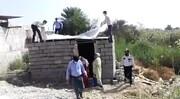 خودسوزی یک زن در بندرعباس بعد از تخریب خانهاش توسط ماموران شهرداری /فیلم