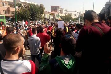 ماجرای اعتراض و درگیری خیابانی روز گذشته کرمانشاه چه بود؟
