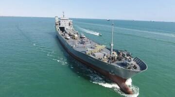 واکنش رسانههای خارجی به الحاق ناو شهید رودکی به نیروی دریایی سپاه