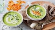 سوپ کلم بروکلی خوشمزه و مقوی + طرز تهیه
