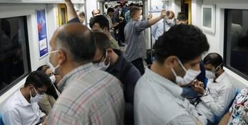 واکنش مترو تهران به تصاویر ازدحام جمعیت چه بود؟