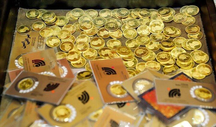 آخرین قیمت سکه و طلا در ۱ آذر ۹۹/ سکه ۳۵۰ هزار تومان گران شد