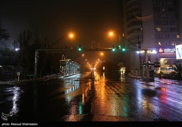 محدودیت های ترددی تهران از نگاه رضا رشیدپور / فیلم