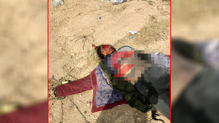 کشف جسد خورده شده یک زن توسط حیوان وحشی در شیراز / عکس