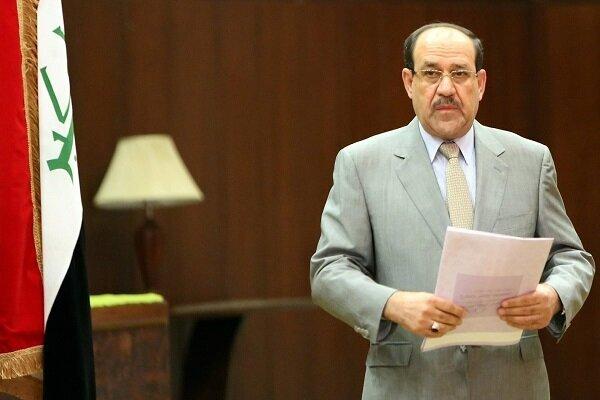 نوری المالکی: عراق دنبال بیطرفی منفی نیست/ مشکل ما با آمریکا-اسرائیل-سعودی راهبردی است