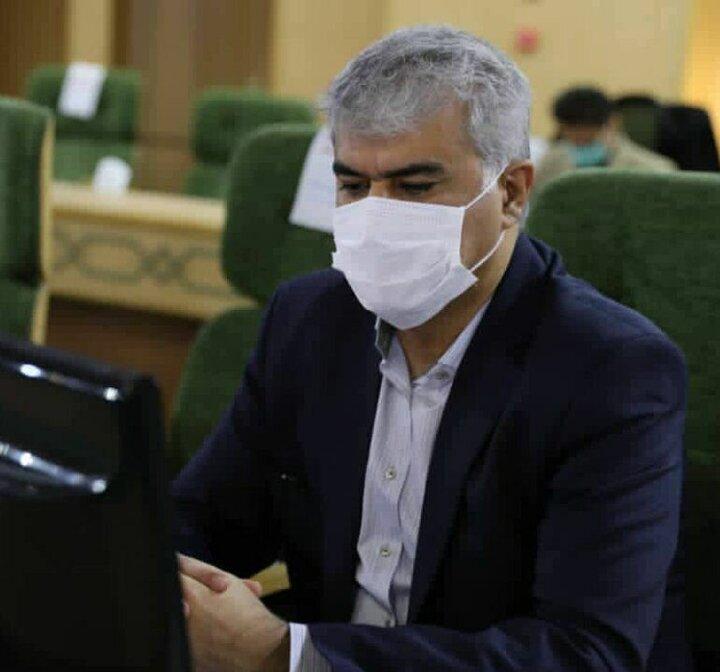 مرگهای کرونایی کرمانشاه در آبان ۸۰ درصد افزایش یافت