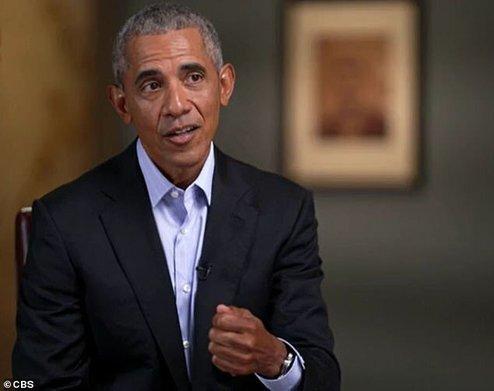 اوباما: با زور نیروی دریایی میتوان ترامپ را از کاخ سفید بیرون کرد