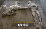 کشف اجساد «مرد ثروتمند و بردهاش» پس از دو هزار سال/ فیلم
