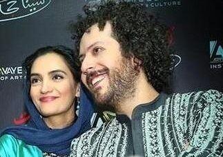 تکذیب شایعه ازدواج میترا حجار با آقای خواننده / عکس