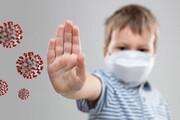 نتیجه یک تحقیق جدید درباره ابتلای کودکان به کرونا