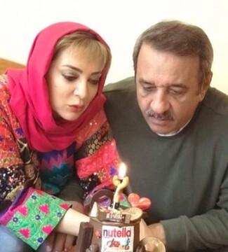 زوج بازیگر تلویزیون در ترکیه / عکس
