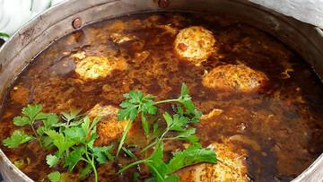 اشکنه تخم مرغ، غذای اصیل و سنتی + دستور پخت