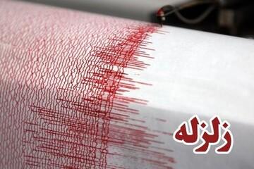 وقوع زلزله شدید در مراوه تپه
