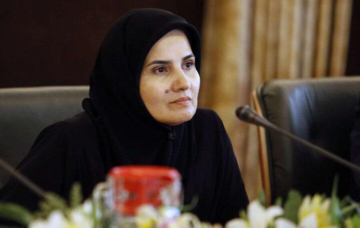 لعیا جنیدی: در تعجبم چرا آنقدر میگویند رئیسجمهور شکایت کرد!