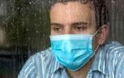 نحوه ماسک زدن در روزهای بارانی