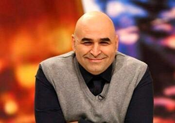 علی مسعودی و گل پسرش / عکس