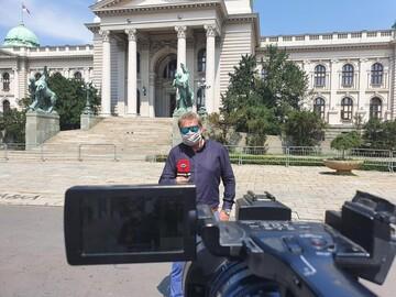 کرونا جان خبرنگار شبکه سحر را گرفت