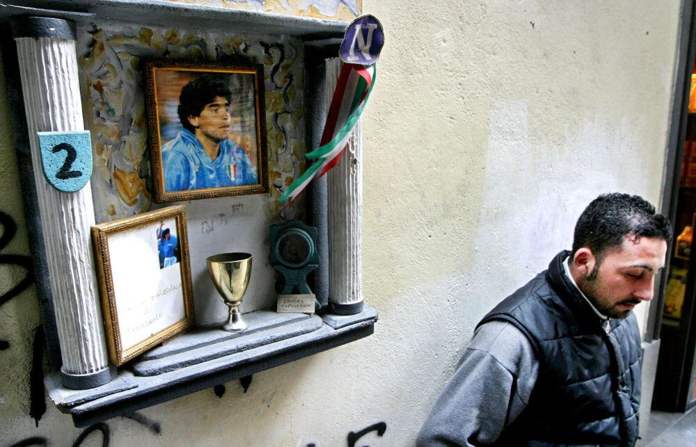 22 عکس دیده نشده از دیه گو مارادونا