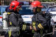 طلسم حضور بانوان تهرانی در آتشنشانی شکسته شد