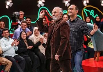 پخش دوباره «خندوانه» با حضور پرویز پورحسینی