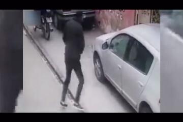 سرقت سریع از خودرو ساندرو در کمتر از ۵ ثانیه / فیلم