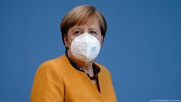 صدراعظم آلمان نسبت به وقوع موج سوم کرونا در زمستان هشدار داد